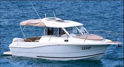 Rental Motorboat Jeanneau Merry Fisher 7,25 Opatija