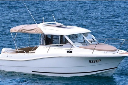 Charter Motorboat JEANNEAU Merry Fisher 7,25 Opatija