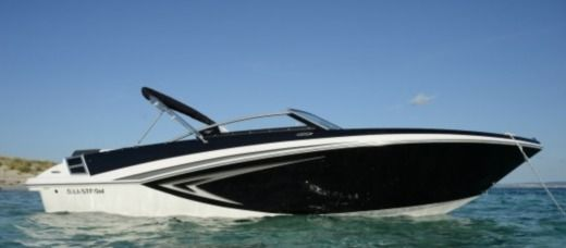 Motorboat Glastrom 255 Gt for hire