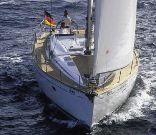Charter Sailboat Bavaria 46 Cruiser Corfu