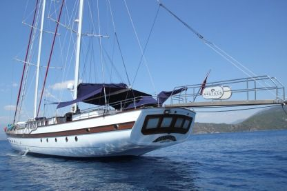 Rental Sailboat Platin Yachting Delux Fethiye