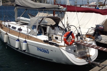 Rental Sailboat DUFOUR 40 Performance Palermo