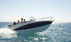 Quicksilver 605 Sundesk in Vodice for hire