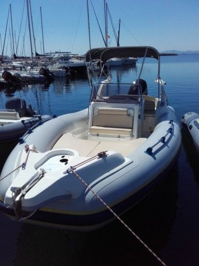 Gommone Marlin 23' Fb 250Cv Stintino Asinara
