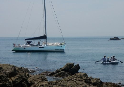 Sailboat Jeanneau Sun Odyssey 44 I Performance for hire