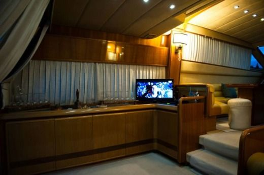 Italcraft C58 Luxury in Salerno zu vermieten