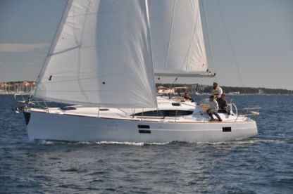 Charter Sailboat Elan Impression 40 Gdynia