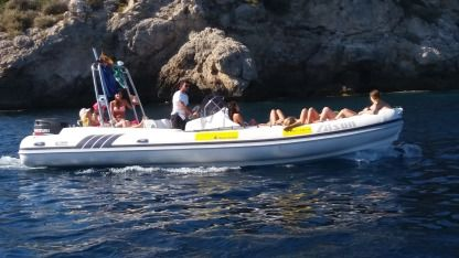 Miete RIB Alson 750 Flash Palma