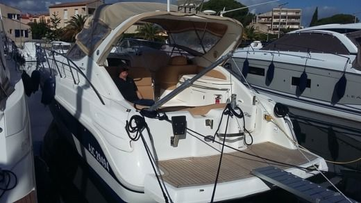 Motorboat CRANCHI Zaffiro 34 peer-to-peer