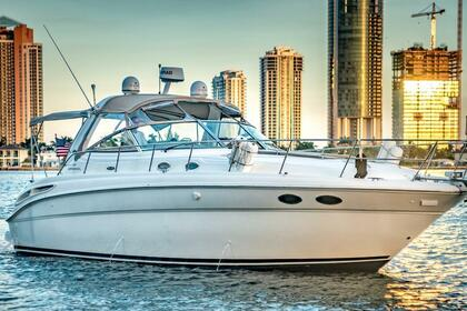 Charter Motorboat SEA RAY 42' Sundancer Miami
