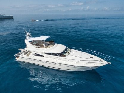 Rental Motorboat Fairline 60 Positano