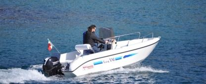 Rental Motorboat Tai Amc Easy Tai 17 Lavagna