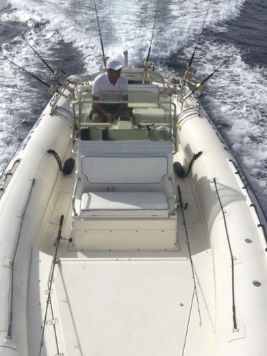 Joker Boat Clubman 28 in Mandelieu-la-Napoule for hire