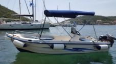 Motorboat Poseidon 470 for rental