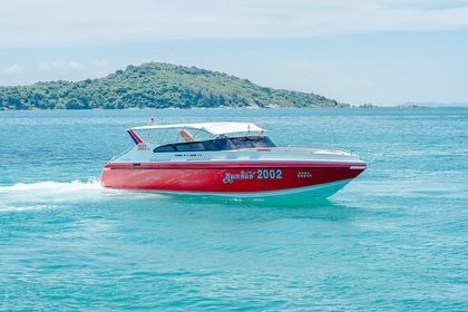 Rental Motorboat Custom Speed Boat Phuket