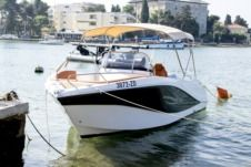 Motorboat Okiboats Barracuda 545