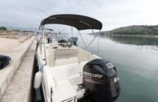 Motorboat Quicksilver 505 Open for rental