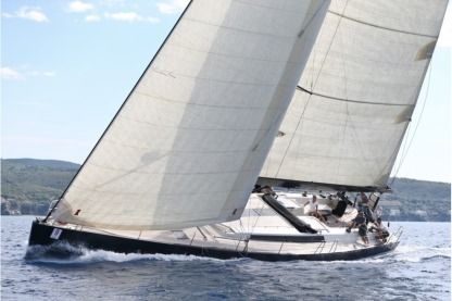 Location Voilier Hanse Yachts 63 Livourne