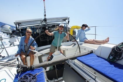 Hire Sailboat Beneteau First 47.7 Juan les Pins