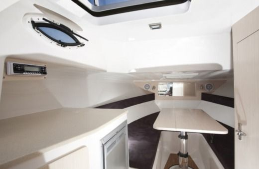 Lancha Pacific Craft Atlantic 730 Sun Cruiser en alquiler