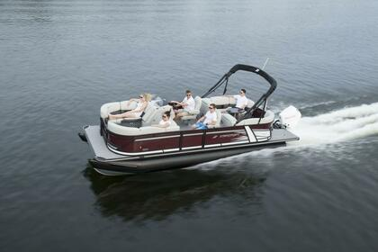Hire Motorboat StarCraft Pontoon 24 Provo