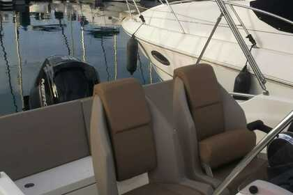 Verhuur Motorboot Quicksilver Activ 555 Open Alicante