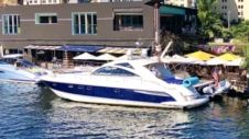 Fairline 50 Targa in Miami for rental