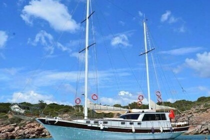 Hire Sailboat Gulet Remo Bodrum