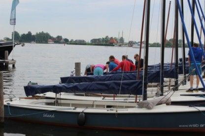 Location Voilier Polyvalk Open Zeilboot Grou