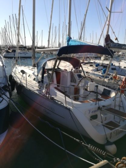 Charter Sailboat Beneteau 323 Clipper Punta Ala