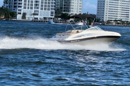 Rental Motorboat Rinker 196 Captiva Fort Lauderdale