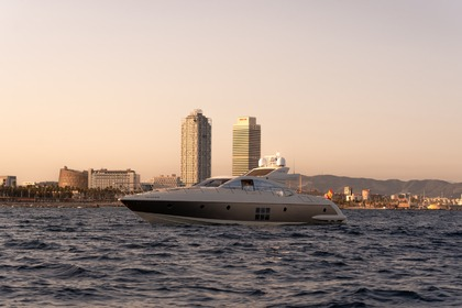 Location Yacht Azimut 68S Barcelone