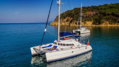 Rental Catamaran Lagoon 41 Scarlino