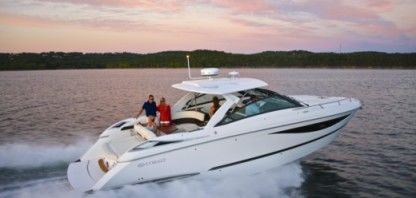 Rental Motorboat Cobalt 40 Naples