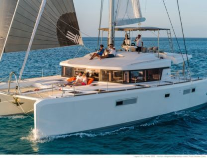 Location Catamaran Lagoon Lagoon 450 With Watermaker & A/c - Plus Nosy-Be