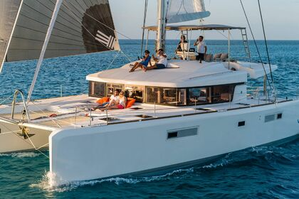 Noleggio Catamarano Lagoon Lagoon 450 with watermaker & A/C - PLUS Nosy Be