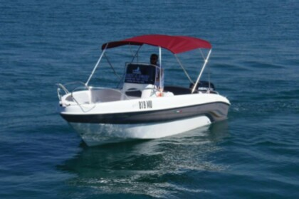 Rental Motorboat Speedy 590 Murter