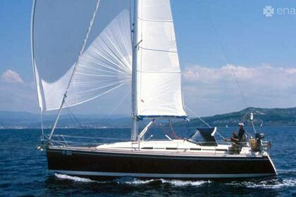 Hire Sailboat Y40 Y40 Tivar