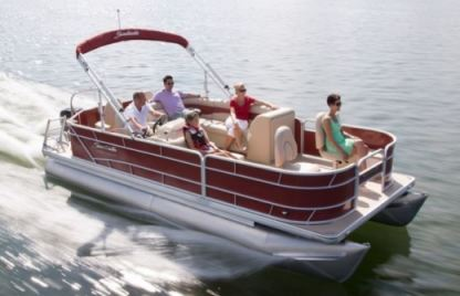 Location Bateau à moteur Sweetwater Sweetwater 2286 Pontoon Boat Cape Coral