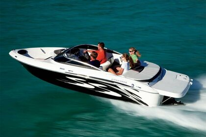 Hire Motorboat Four Winns 20 Garden