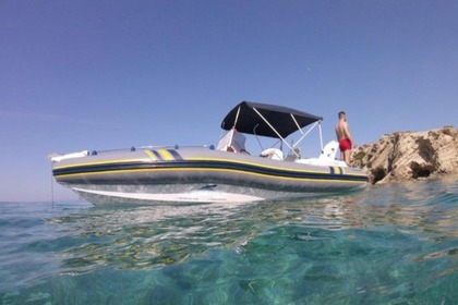 Hire RIB Marlin 22 fb Patmos