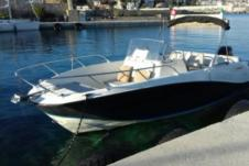 Quicksilver 6.75/ Mercury200Cv Paddle Inclut in La Ciotat for hire