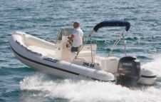Joker Boat Coaster 600 in Duće for rental