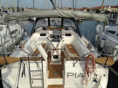 Rental Sailboat Elan 384 Sukošan