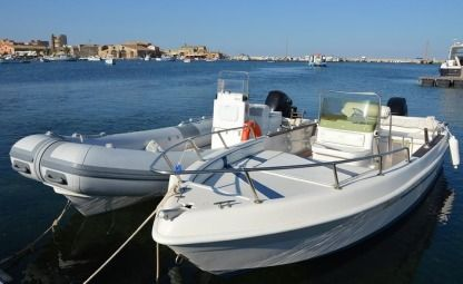 Rental Motorboat Saver 540 Marzamemi