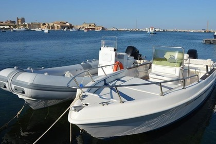 Hire Motorboat SAVER 540 Marzamemi