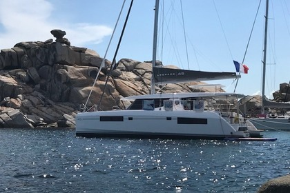 Location Catamaran LEOPARD - ROBERTSON & CAINE 45 Cogolin