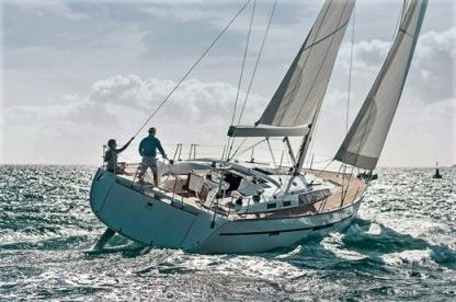Rental Sailboat Bavaria 56 Cruiser Lavrion