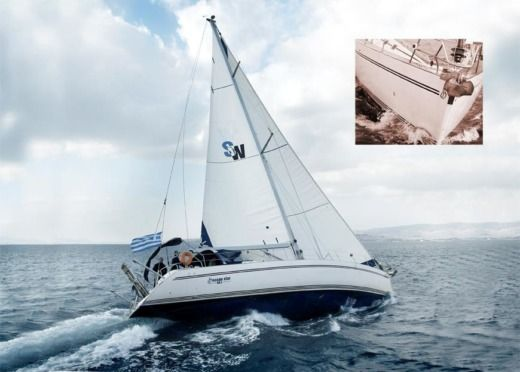 Ocean Star Ocean Star Yacht 56.1 in Athènes for hire