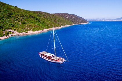 Hire Sailing yacht Gulet Freedom Bodrum